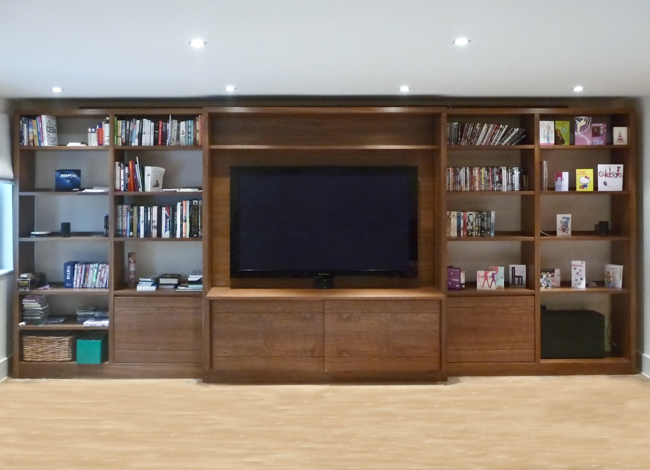 Built In Drinks Cabinet