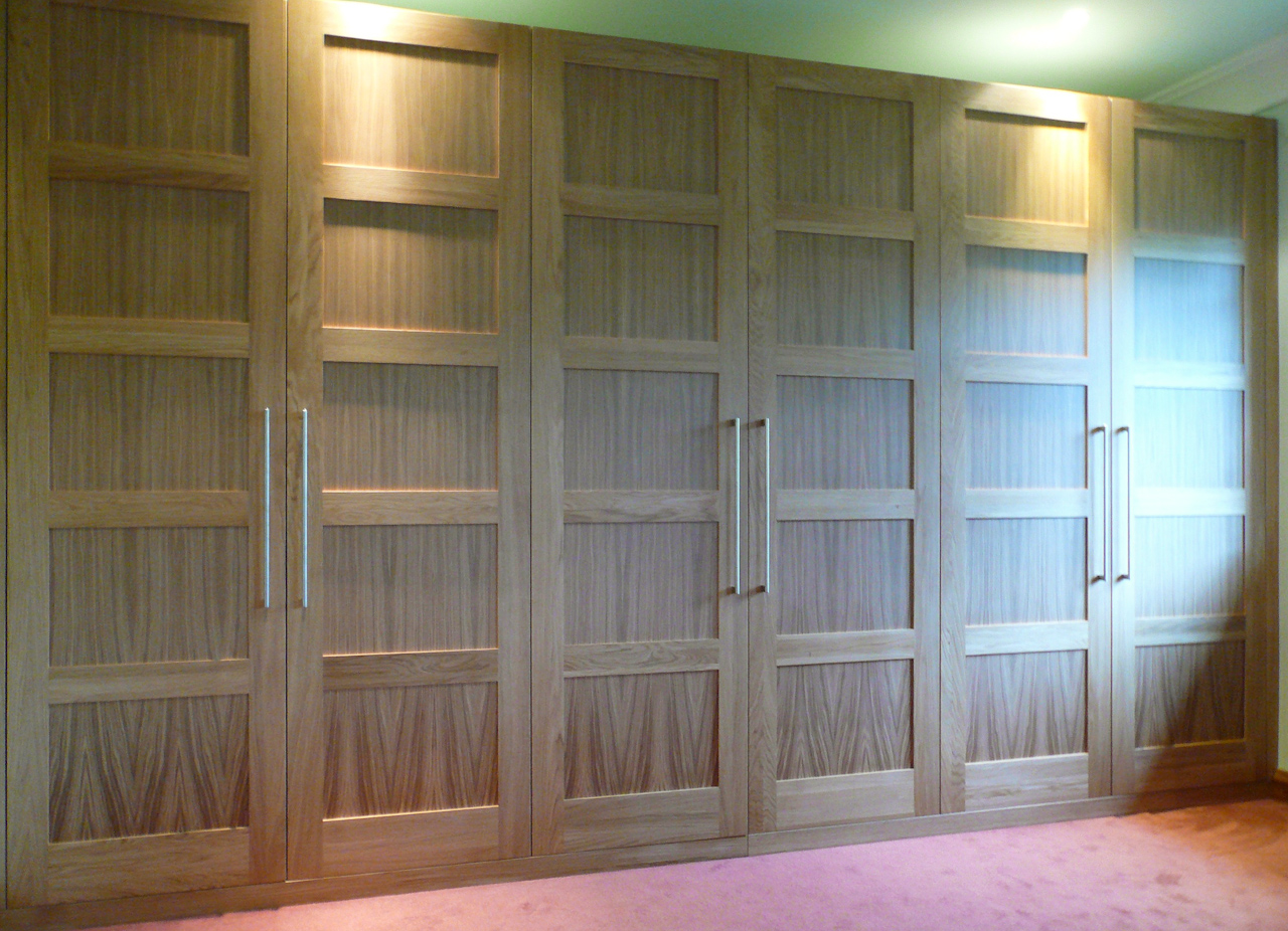 Shaker Style Wardrobes Best And Newest Wall Wardrobes